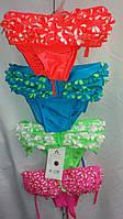 Детский купальник в расцветках