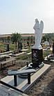 Скульптура ангела из мрамора № 40, фото 2
