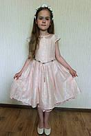 Платье на праздник для девочки. Размеры:  лет 5, 6, 7, 8, 9, 10