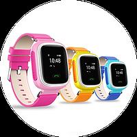 Детские умные смарт часы Smart Baby Watch Q60 с GPS 3 цвета