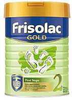 Молочная смесь Friso Фрисолак Gold 2, 800 г