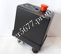 Автоматика 380V 20a 3 выхода для компрессора (пресостат)