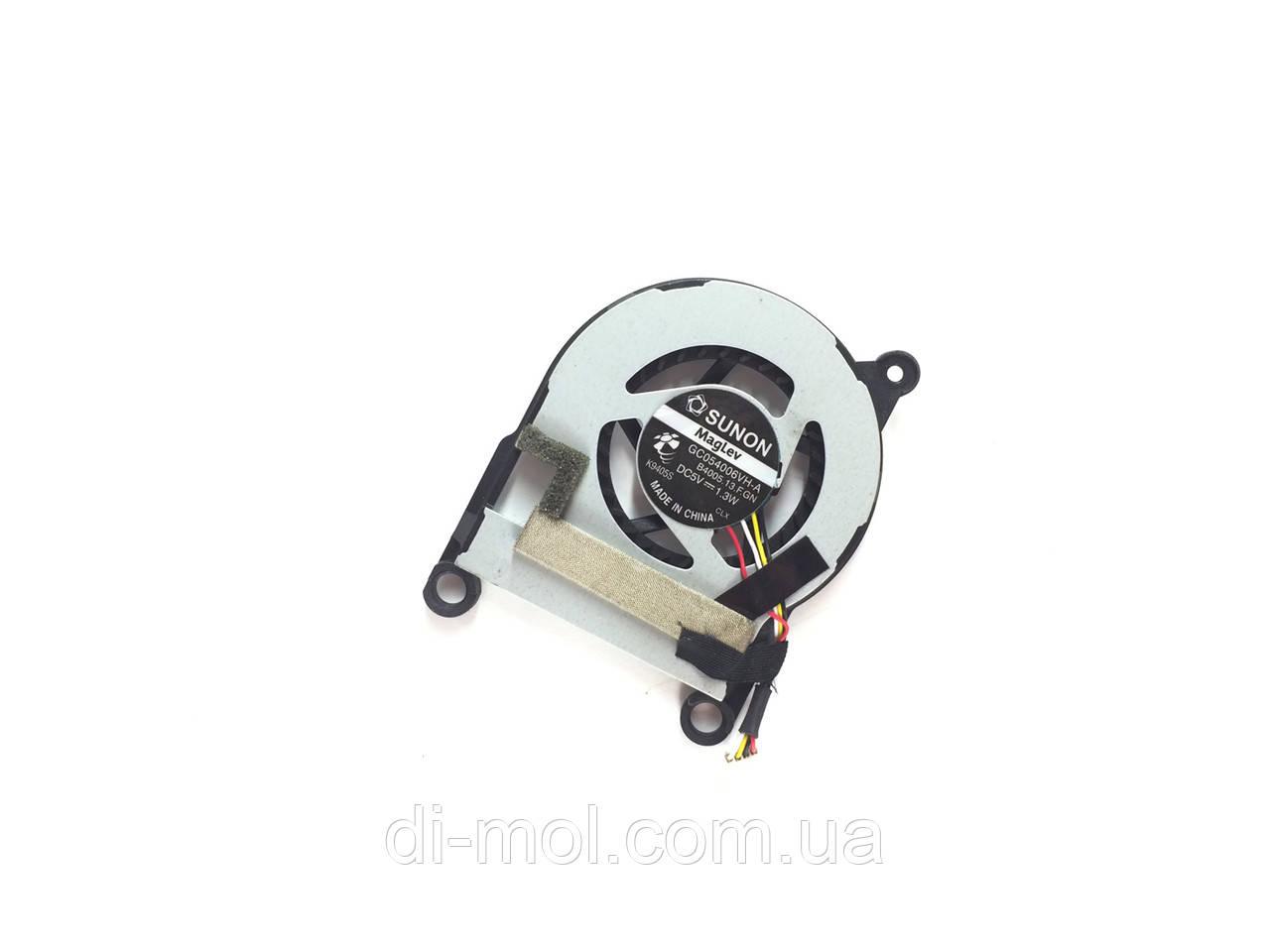 Вентилятор для ноутбука Acer Aspire One 530, 531H, ZG8, G3 series, 4-pin