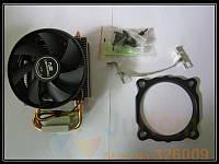 Кулер CPU CAH-209-03;  9cm; 2 медных трубки; LGA1151 775 1150 for AMD