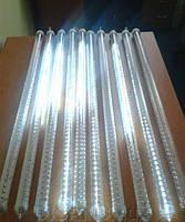 Светодиодная гирлянда Тающая Сосулька 60 см LED белый IP65, фото 2