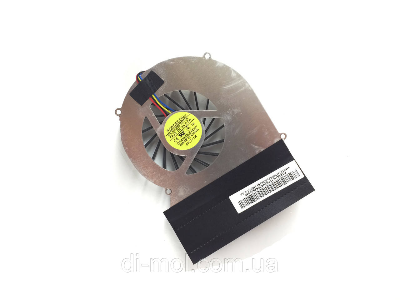Вентилятор для ноутбука Asus N43 series, 4-pin