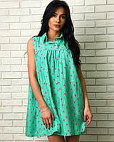 Летнее женское платье/туника по цене производителя, фото 1