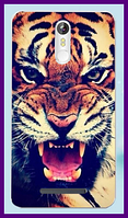 Чехол на телефон Leagoo M8/Leagoo M8 pro с рисунком тигра