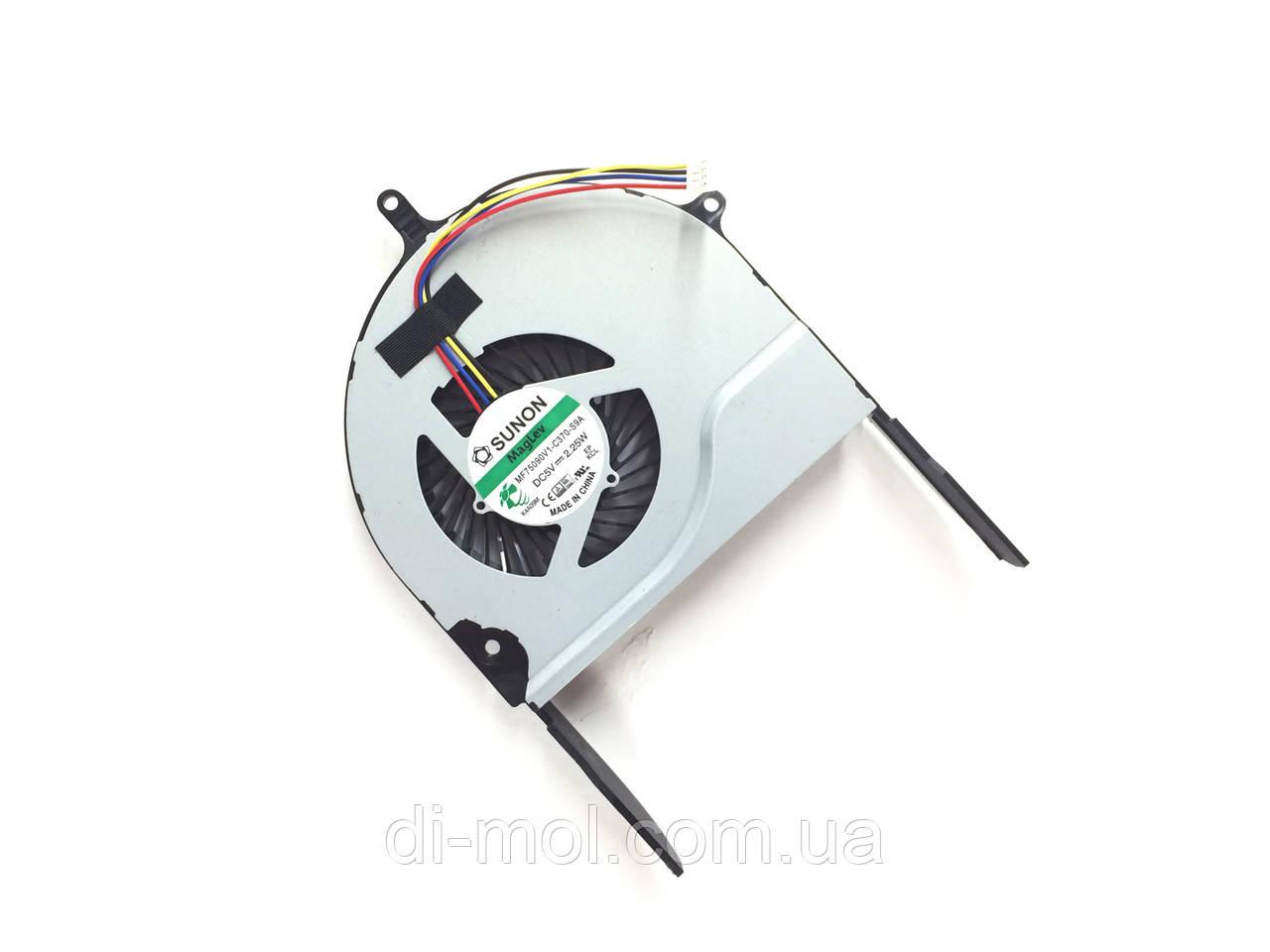 Вентилятор для ноутбука Asus N751JK series, 4-pin