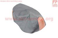 Чехол сидения Yamaha VINO SA-26J (эластичный, прочный материал) черный/коричневый