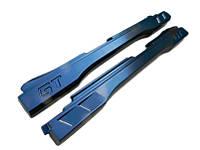 Накладки на пороги ВАЗ 2110-2112 GT
