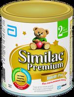 Сухая молочная смесь Similac Премиум 2, 400 г