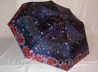 Зонт полуавтомат  для женщин  на 8 спиц