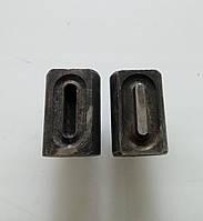 Матрица на люверс овальный 20 мм