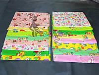 Комплект нежные ситцевые пеленки мини (5 шт) (80Х100 см), фото 1