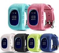 Детские умные смарт часы Smart Baby Watch Q50 с GPS 6 цветов