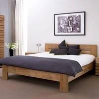 Кровать из натурального дерева - залог здоровья и уюта в доме.