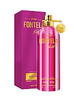 Парфюмированная вода Fon cosmetics Fontela Musk Rose 100 мл (3541020)