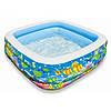 Детский надувной бассейн 57471 Intex 159х159 см квадрат, фото 4