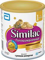 Сухая молочная смесь Similac Гипоаллергенный 2, 400 г