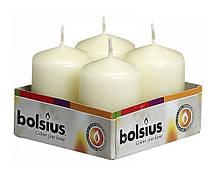Свеча ароматическая ваниль 40х60мм (1шт)