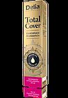 Тональный крем для лица Delia CosmeticsTotal Cover waterproof Argan OIL 25 мл с высоким кроющим эффектом, фото 4