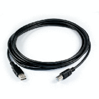 Кабель USB type A to USB type B 3м
