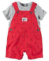 Комплект одежды для мальчика 2 в 1 Carters