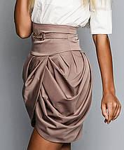 Женская юбка тюльпан (Balmain sk), фото 3