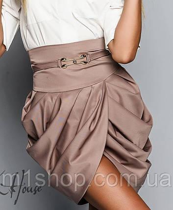 Женская юбка тюльпан (Balmain sk), фото 2