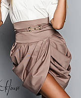 Женская юбка тюльпан (Balmain sk)