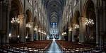 Светодиодные лампы Philips озарили собор Парижской Богоматери
