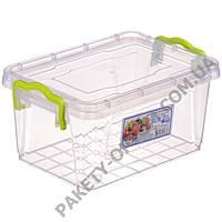 Пищевой контейнер LUX №4 1.5л