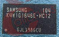 Память MDDR Память DDR3 SAMSUNG K4W1G1646E-HC12 FBGA96