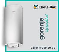 Бойлер Gorenje GBF 50 V9, сухой тен