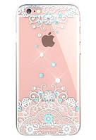 Чехол-накладка Kingxbar Sweety Series для IPhone 6/6s Blue