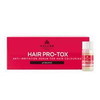 Kallos Pro-Tox ампулы против раздражения кожи головы, 12 х 10 мл