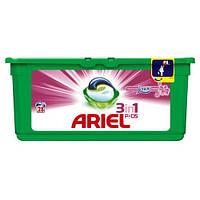 ARIEL 3-в-1 Touch of Lenor капсулы для стирки универс., 28 шт.