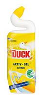 Duck чистящий гель для унитаза Лимон, 750 мл