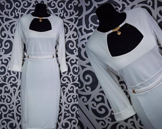 """Женское платье """"кукурузка"""" 50 размер батал, фото 2"""