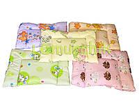 Подушка ортопедическая для новорожденного, цвет на выбор