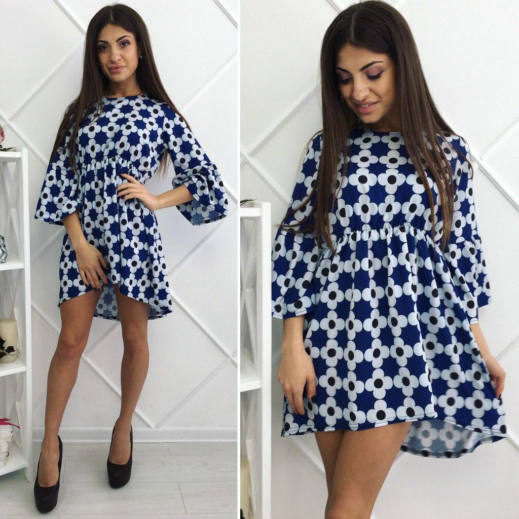 Купить Летнее Платье Тунику