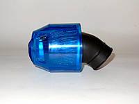 Фильтр-нулевик d-35/42 мм синий колпак