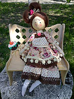 "Куколка ""Шоколадка"", фото 1"
