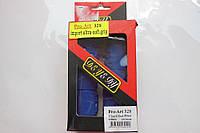 Ручки руля силикон синие Pro-Art, фото 1