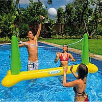 """Надувная платформа """"Волейбол на воде"""""""