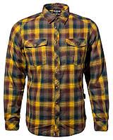 Sherpa Indra  рубашка д/р 20 % шерсть 80% хлопок  размер L ПОГ 59 см    MRSP $90
