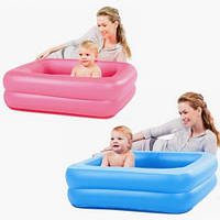 Детский надувной бассейн для самых маленьких