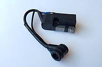 Катушка зажигания (высоковольтная) для бензопилы GOODLUCK / Craft-Tec / Ural / Кедр / Тайга / Orleon и тд (Гудлак / Крафт-Тек / Орлеон / Лидер)