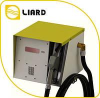 LIARD EKO - бюджетная заправочная колонка с дозированным отпуском для ДТ, 70-100 л/мин